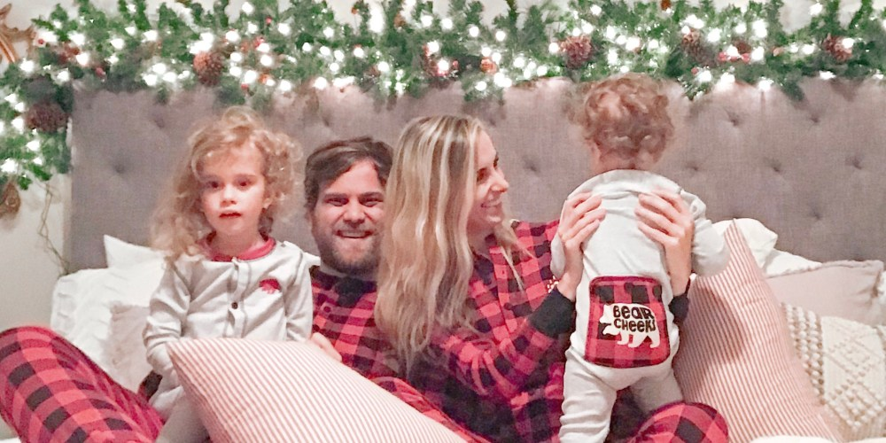 Farmhouseish - Christmas Pajama Try On