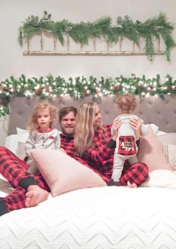 Fun & Cozy Matching Christmas Pajamas For The Whole Family