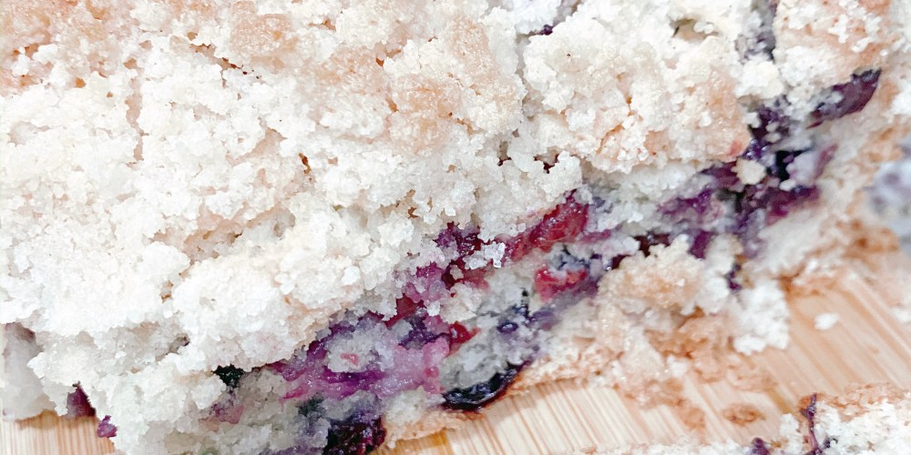 Farmhouseish - Blueberry Bread