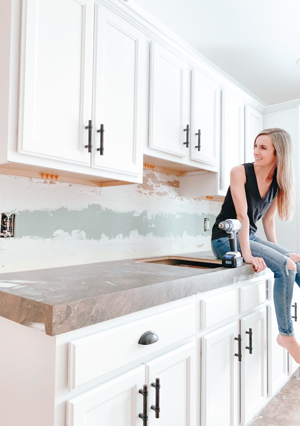 Paint Your Cabinets Like A Pro & Finally Get The Look You've Been Dreaming About