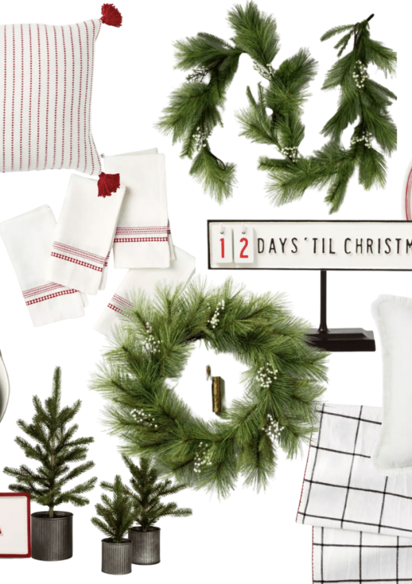 My Favorite Holiday Decor Items From The Target Hearth And Hand Collection