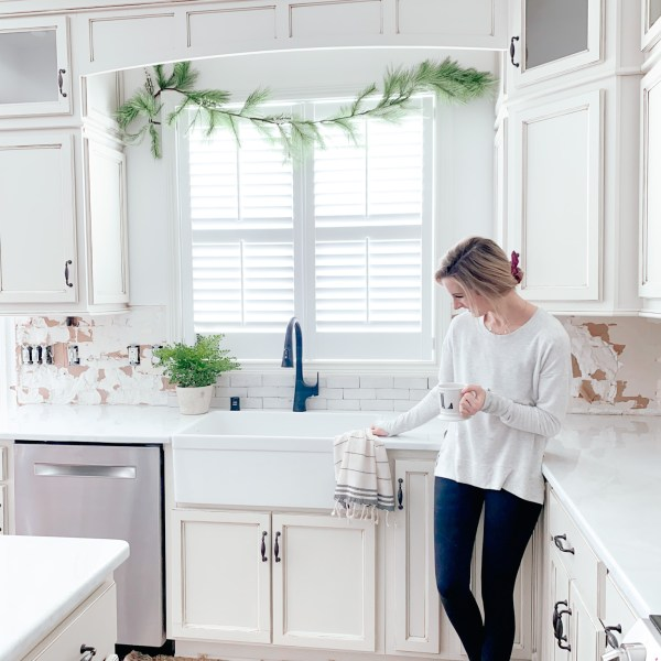 Farmhouseish Farmhouse Sink