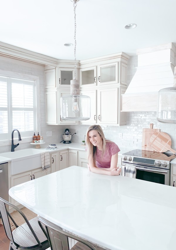 How I Replaced My Kitchen Backsplash & How You Can Too