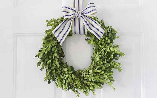 10 Natural Wreaths That You Can Make This Fall