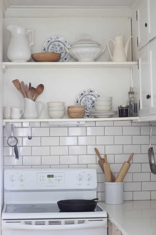 Cottage Farmhouse Kitchen
