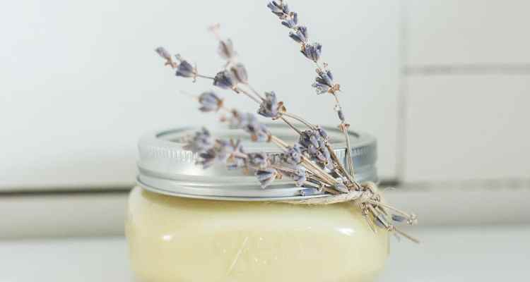 DIY All Natural Whipped Body Butter