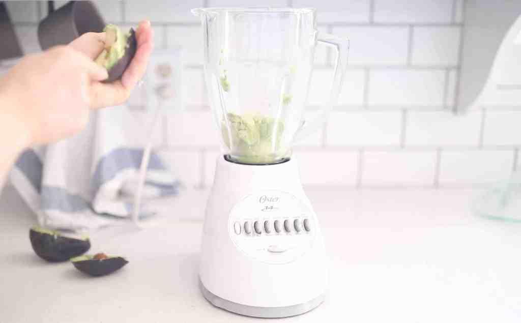Avocado Dressing- Healthy Meal Ideas for Family