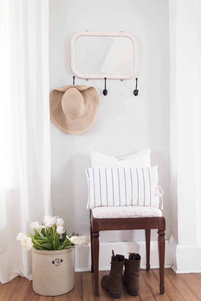 spring farmhouse decorating ideas farmhouse entryway