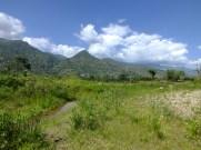 Marakwet farming from foothills to valley bottom