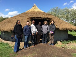 Network members at Flag Fen