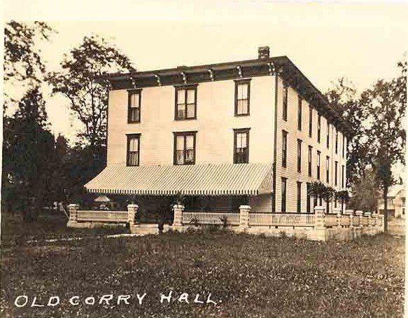 Old Cory Hall