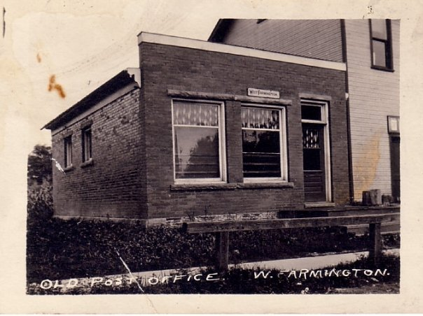 West Farmington Post Office