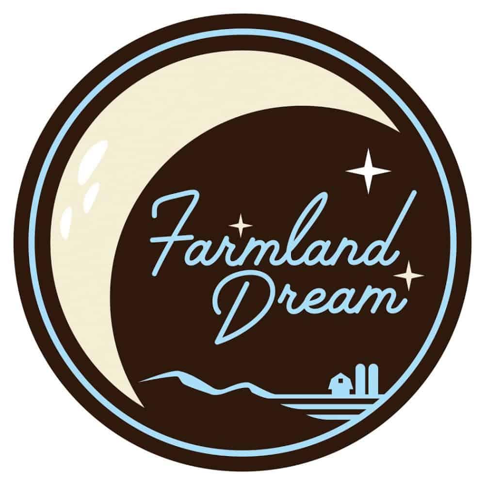 hight resolution of farmland dream