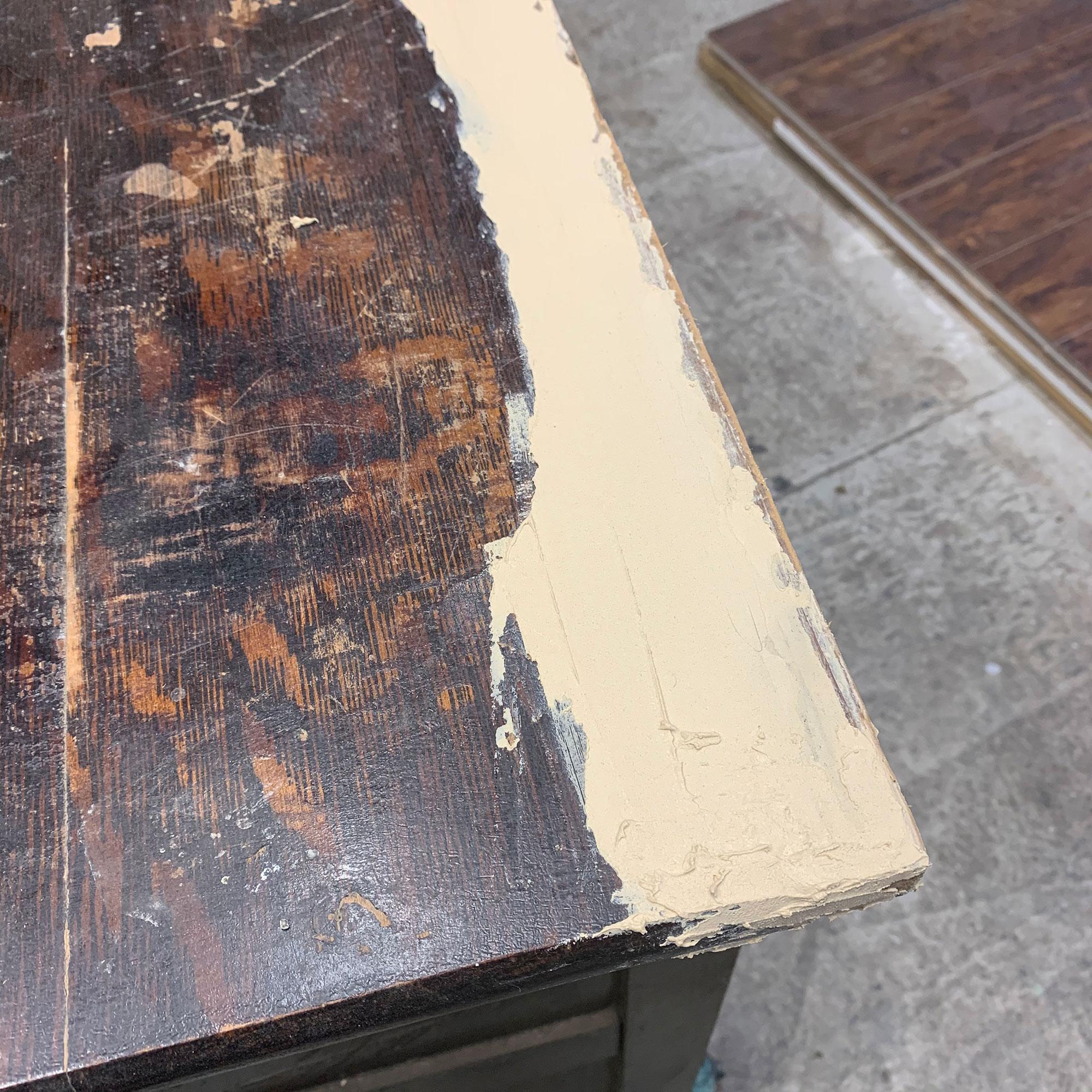 Wood Filling