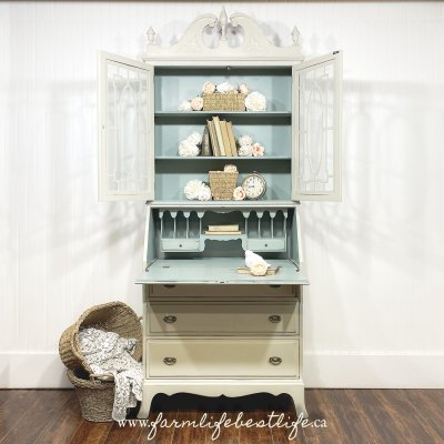 Cottage Country Cabinet
