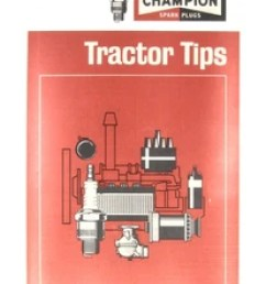 additional pictures of the international farmall model m and mv tractor manual  [ 1000 x 1272 Pixel ]