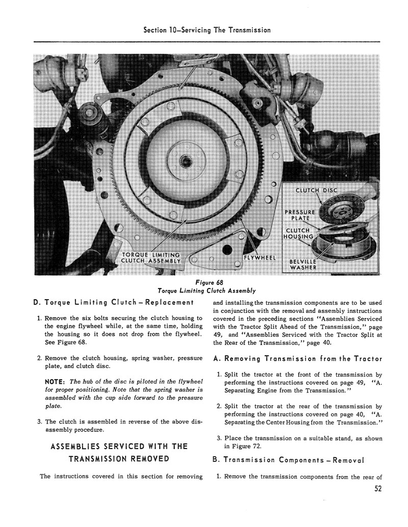 medium resolution of  additional pictures of the ford 541 640 641 740 741 771