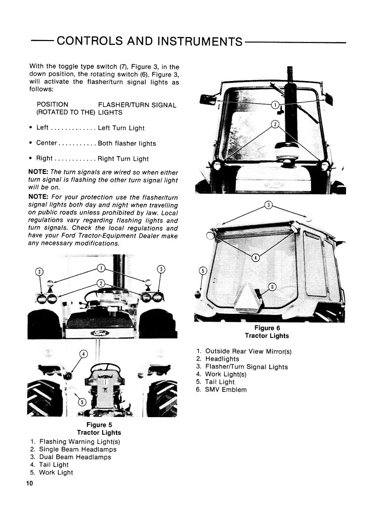 hight resolution of  additional pictures of the ford 5610 6610 7610 ii and 7810 includes