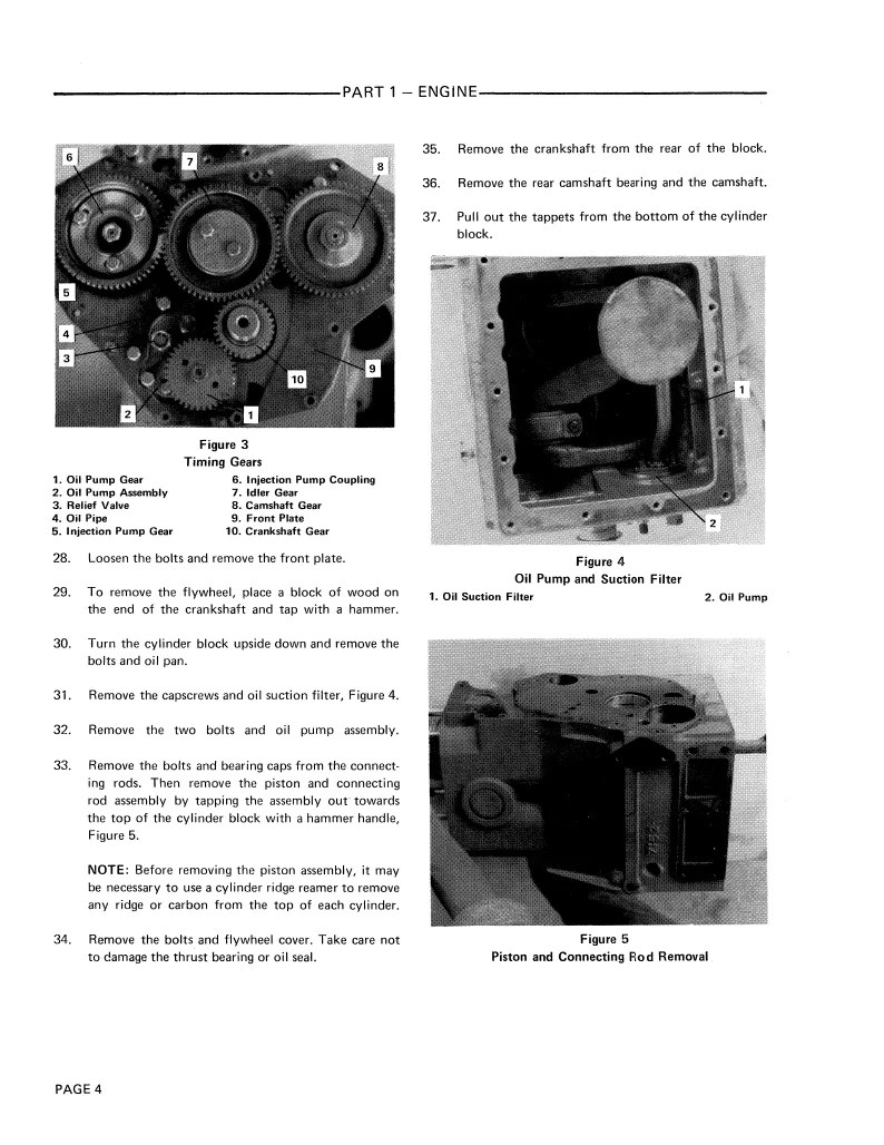 hight resolution of additional pictures of the ford 1000 and 1600 tractors service manual