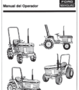 Ford 1500 Tractor Manual PDF 9.99