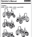 Ford 3400 3500 3550 4400 4500 Tractor Manual PDF 9.99