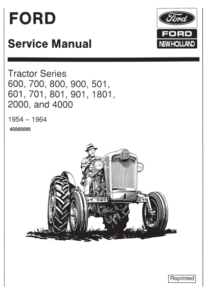801 Ford Tractor Wiring Diagram. Ford. Wiring Diagram Images
