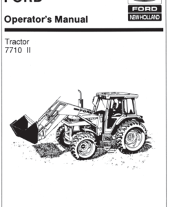 Ford Tractor – Page 2