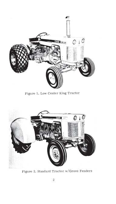 J.I. Case 430 and 530 Tractor Manual PDF 12.99