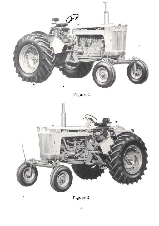 John Deere Planter Wiring Diagram Case 930 Comfort King Draft O Matic Wheel Tractor Pdf 9 99