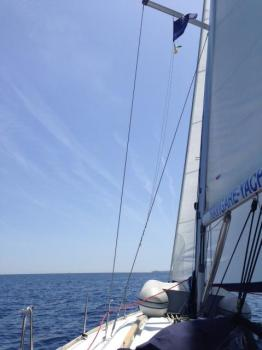 För segel