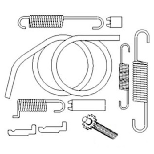 Ford New Holland 81869958 Repair Br Master Cylinder Kit