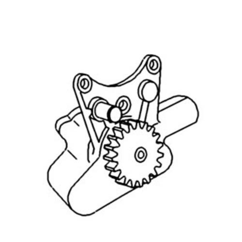 Aftermarket for John Deere MX1062 Oil Pump Repair Kit