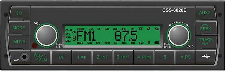 Kubota Stereo Wiring Diagram