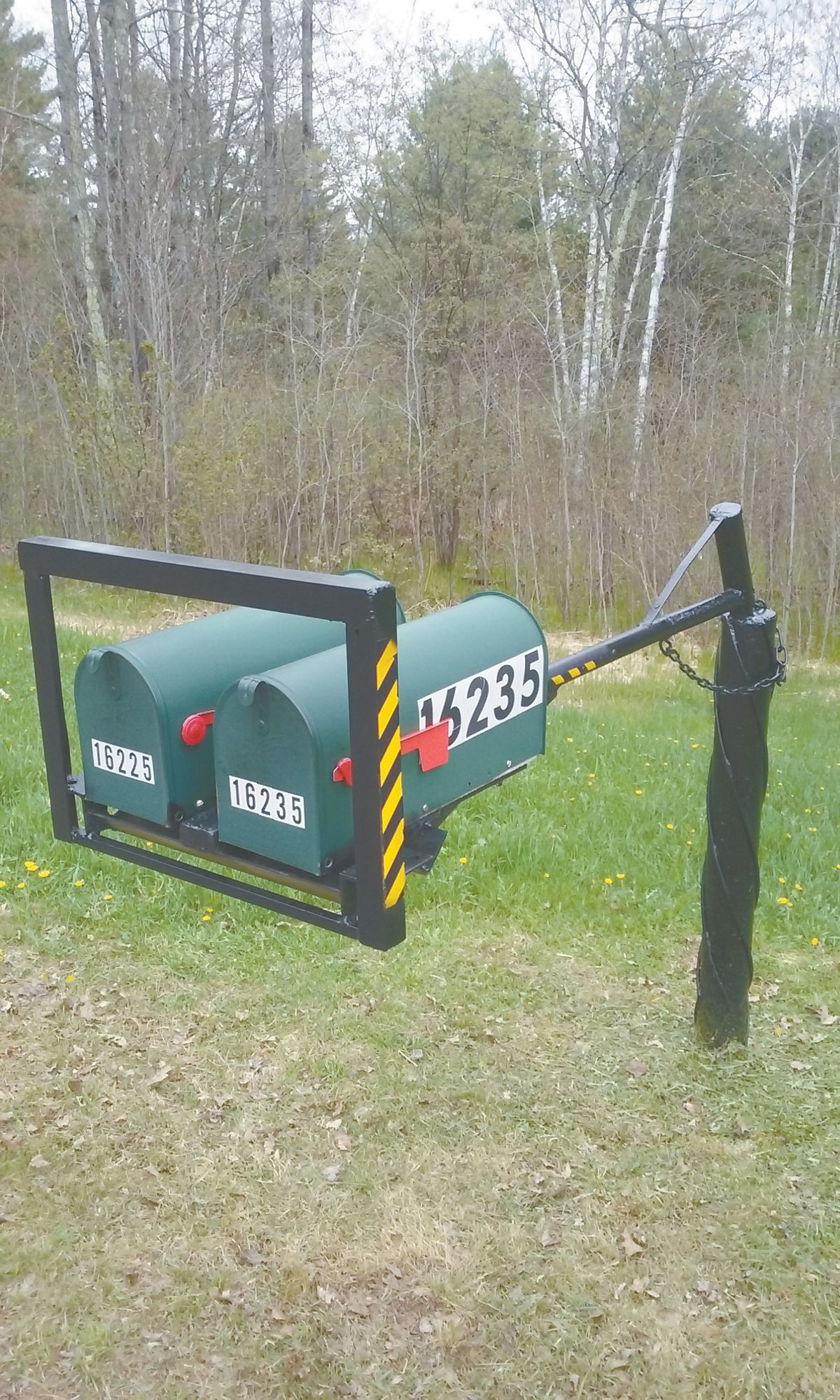 Farm Mailbox Ideas : mailbox, ideas, Magazine, Stories, About, Made-It-Myself, Inventions,, Farming, Gardening, Tips,, Time-saving, Tricks, Hacks,, Projects,, Boosting, Income,