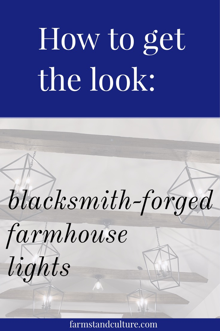 Find out how I prioritized and recreated a blacksmith-forged ironwork lighting design for my Early-American farmhouse kitchen renovation.