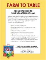Healthy Eating Corporate Wellness Program