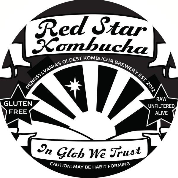 Red Star Kombucha