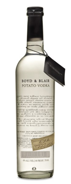 Boyd & Blair Potatoe Vodka