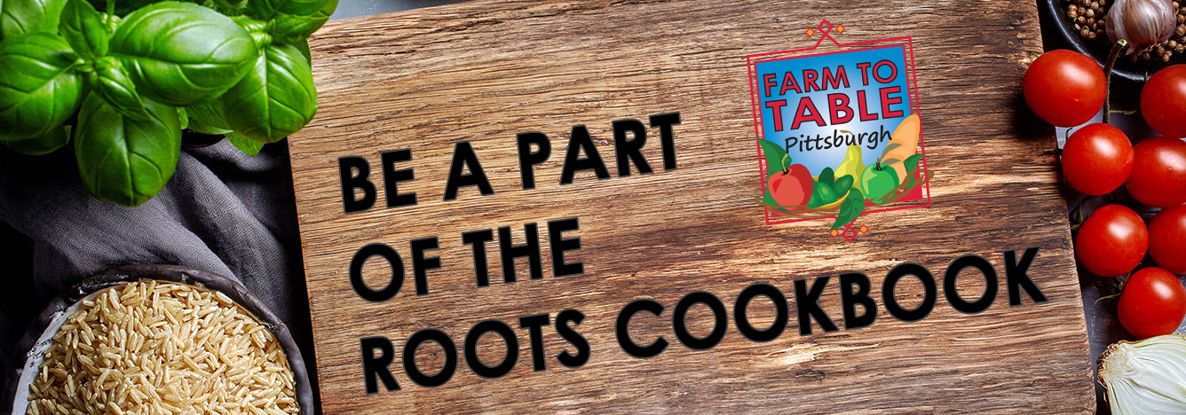 Call for recipes: Roots Cookbook, Celebrating Cultural Diversity