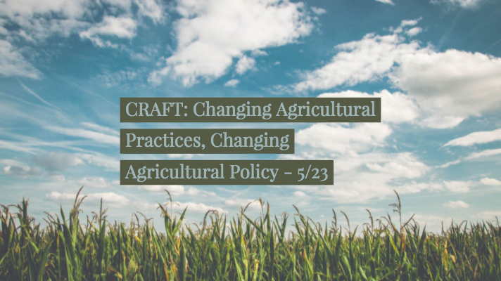 Chatham University – CRAFT's Food & Ag Lab launch!