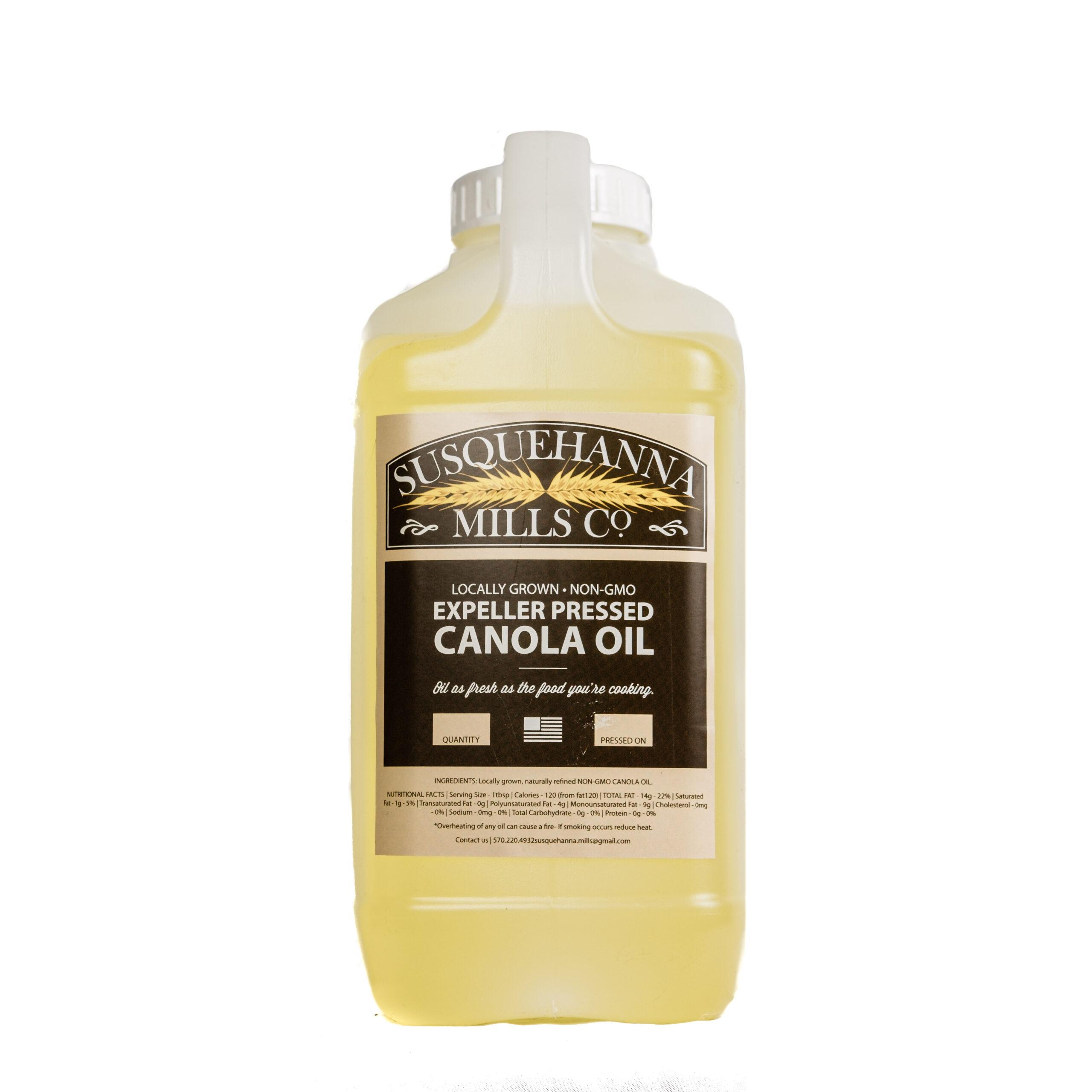 Non-GMO Caola Oil Gallon