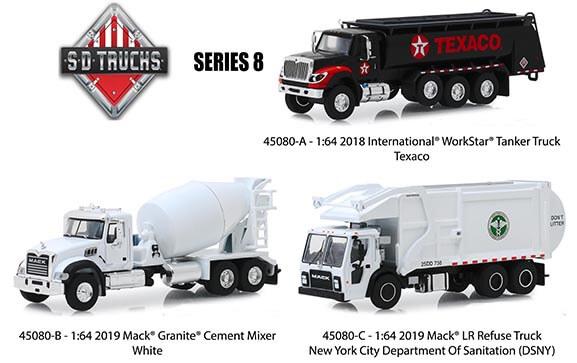 S-D Trucks Series 8