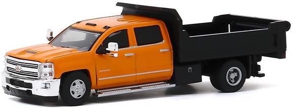 2017 Chevrolet Silverado 3500 Dually Dump Truck