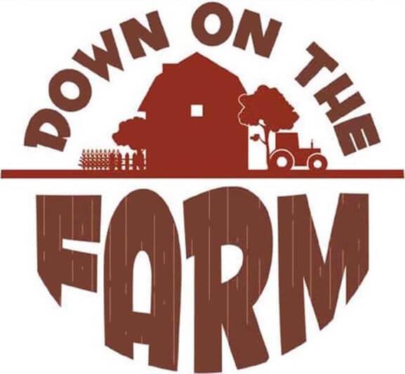 Down on the Farm Logo