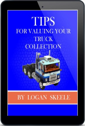 Tips for Valuing Your Truck Collection E-Book Cover
