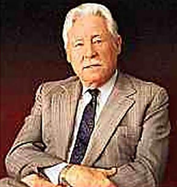 """John W. """"Jack"""" Odell"""