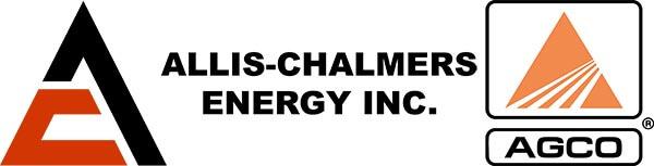Allis-Chalmers Energy & AGCO Logos