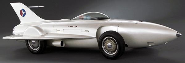"1953 XP-21 ""GM Firebird I Turbine Concept Car"""
