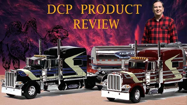 1:64th Scale DCP by First Gear Peterbilt 389 Brenner Chemical Tankers for Time D.C. Product Review