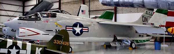 VMF-333 F-8 Crusader Museum